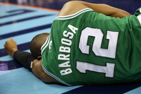 НБА. Для Барбосы сезон окончен
