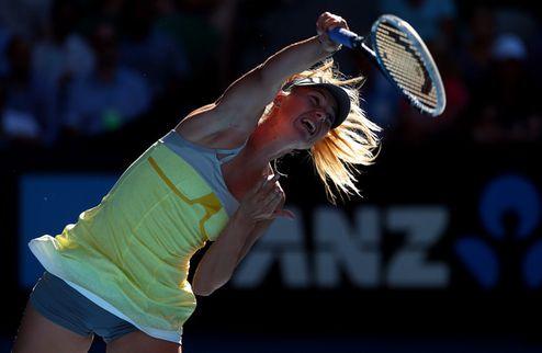 Доха (WTA). Бартель разгромила Кербер, уверенные победы Серены и Шараповой