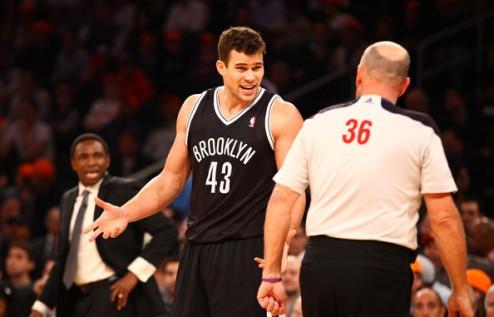 """НБА. Бруклин: """"обменов ради обменов"""" не будет"""