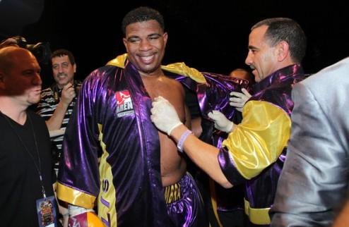 Солис вернется в ринг в марте