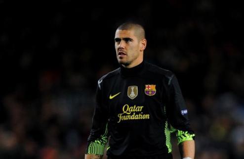 Вальдес покинет Барселону летом
