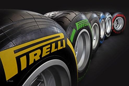 Формула-1. Пирелли огласила состав резины на первые этапы