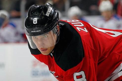 НХЛ. Нью-Джерси теряет Зубруса