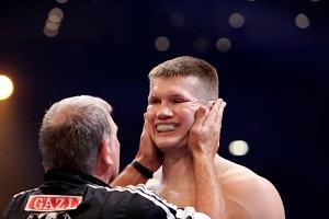 Димитренко определился с проходным соперником