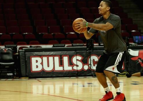 НБА. Роуз может пропустить весь сезон 2012/13