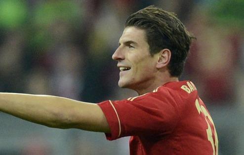 Агент: следующий сезон Гомес начнет в Баварии