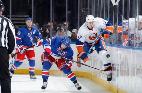 НХЛ. Битва в Нью-Йорке, успех Вашингтона, Монреаля и Колорадо