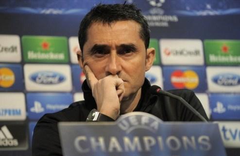 Вальверде отказывается продлевать контракт с Валенсией
