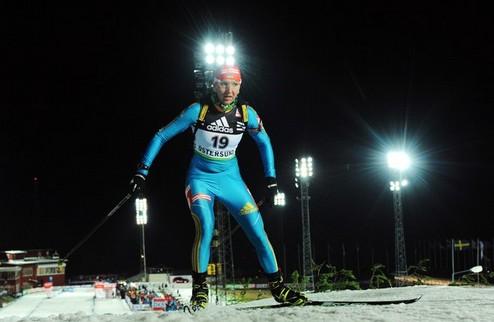 Биатлон. Состав женской сборной Украины на эстафету