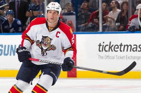 НХЛ. Флорида: еще две недели без Жовановски