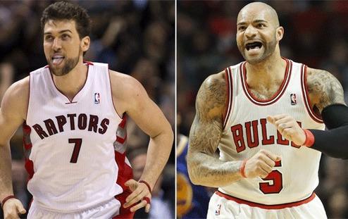 НБА. Торонто готов обменять Барньяни на Бузера