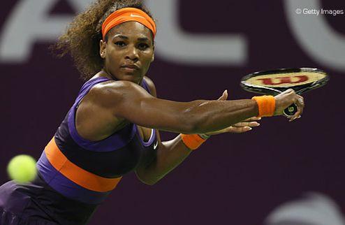 Доха. Серена прервала победную серию Шараповой