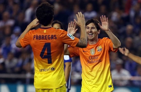 Дубль Месси и волевая победа Барселоны