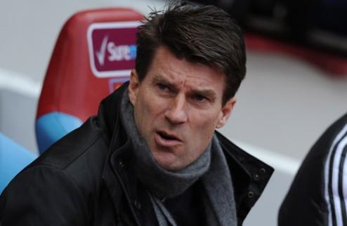Лаудруп может стать преемником Манчини в Манчестер Сити