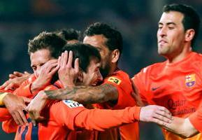 Педро: Барселона не зависит от Месси