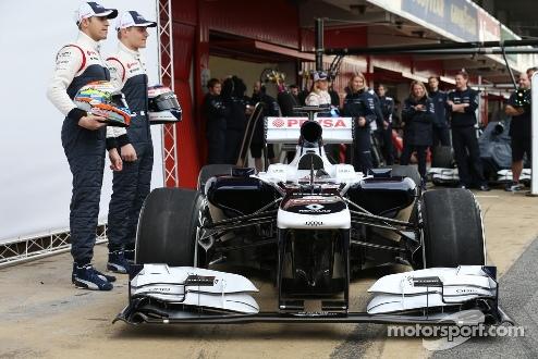 Формула-1. Команда Уильямс представила свой болид