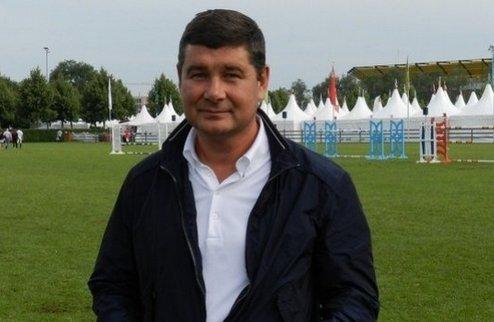 Онищенко: землю под стадион и базу нам выделят