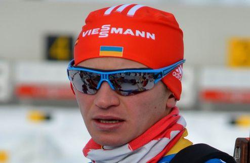Биатлон. Семенов — чемпион Европы!