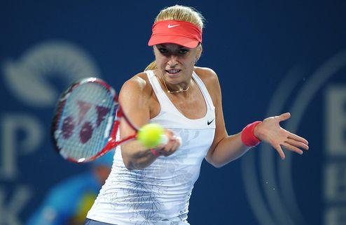 Мемфис (WTA). Лисицки в полуфинале, Уотсон вылетает