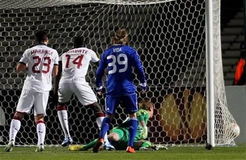 Бордо лишает Динамо Лиги Европы