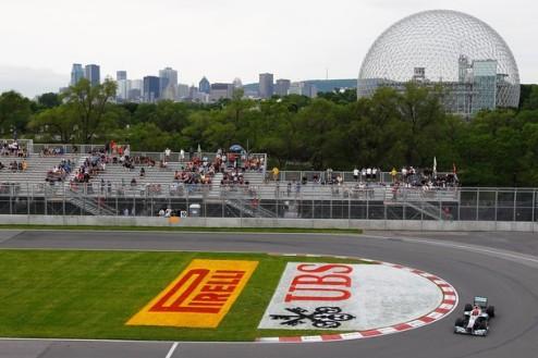 Гран-при Канады: контракт с Формулой-1 задерживается