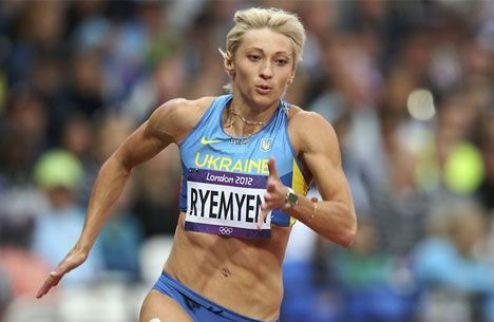 Легкая атлетика. Мария Ремень — вторая в Стокгольме