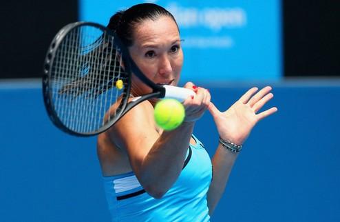 Богота (WTA). Янкович выходит в полуфинал