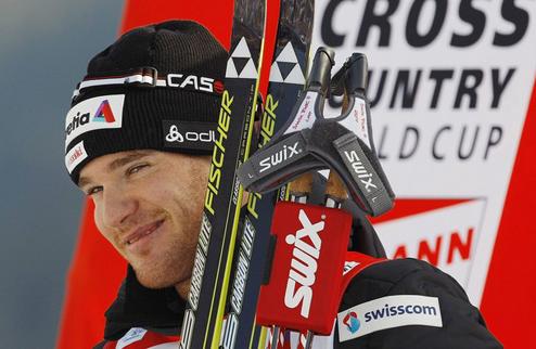 Лыжные гонки. ЧМ. Колонья выиграл скиатлон