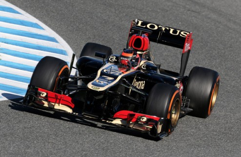 Формула-1. Райкконен нацелен на титул