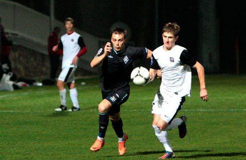 Кривбасс сыграл с двумя российскими клубами