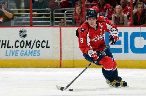 НХЛ. Овечкин — первая звезда дня