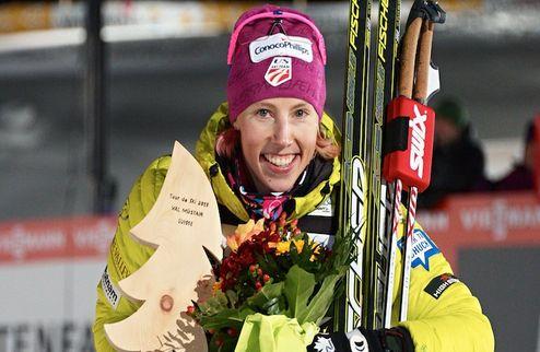 Лыжные гонки. ЧМ. США и Россия — чемпионы мира в командном спринте