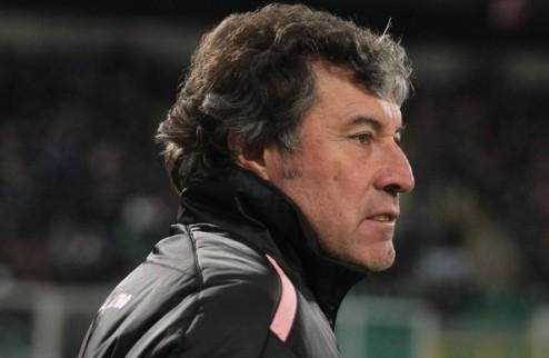 Палермо готовит отставку Малезани и возвращение Гасперини