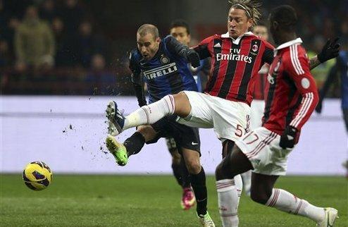 Мирное дерби Милана