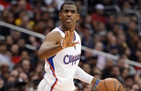 НБА. Крис Пол покинет Клипперс?
