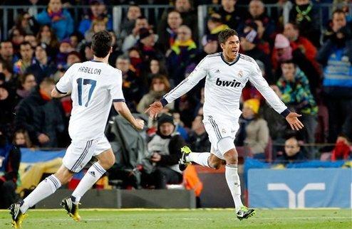 Реал бьет Барселону в ее логове