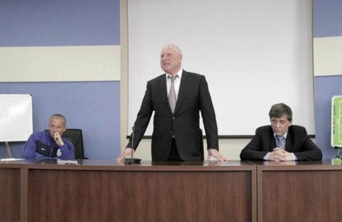 """Климов: """"Это очень важная для нас задача"""""""