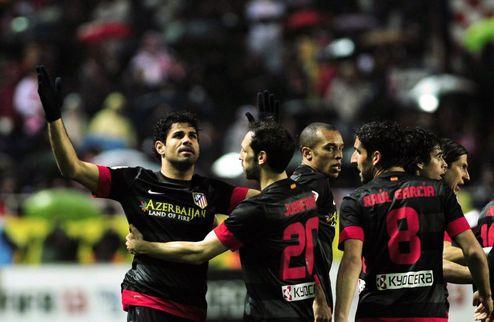 Мадридское дерби — в финале Кубка Испании