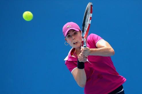 Акапулько (WTA). Испания несет потери, Корне и Кнапп идут дальше