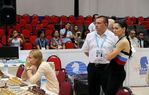 Шахматы. Россия назвала состав женской сборной на ЧМ-2013
