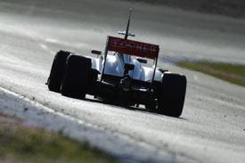 Формула-1. Баттон сетует на шины Пирелли