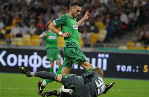 Лукас продолжит карьеру в Динамо