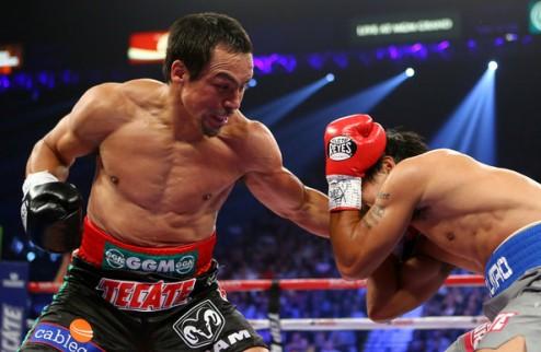 Маркес определится со следующим соперником в апреле