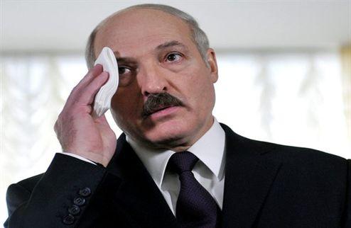 Лукашенко устроил разнос спортивным чиновникам