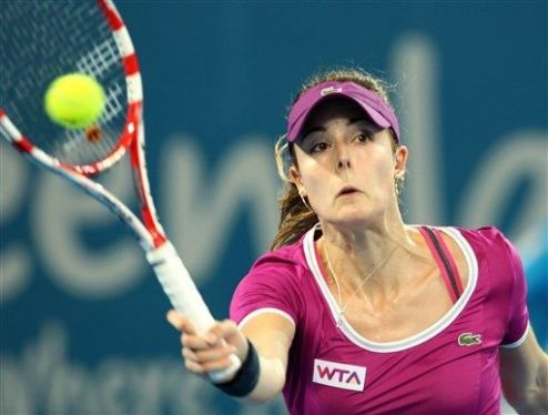 Акапулько (WTA). Эррани одолела Бертенс