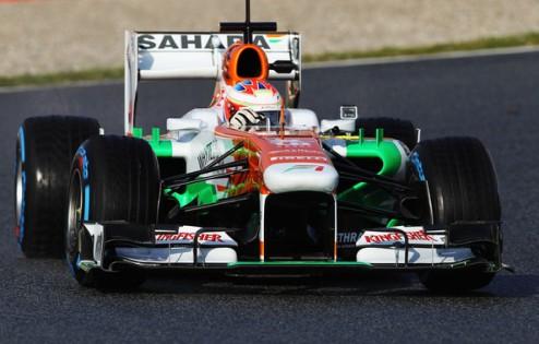 Формула-1. Ди Реста жалуется на погоду в Барселоне