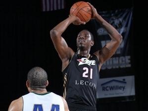 НБА. Хорнетс ищут центрового в Лиге развития