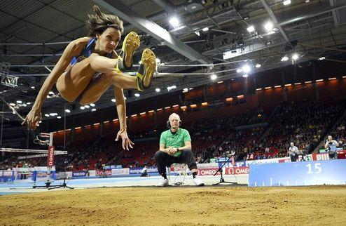 Легкая атлетика. ЧЕ-2013. У Саладухи – золото и национальный рекорд