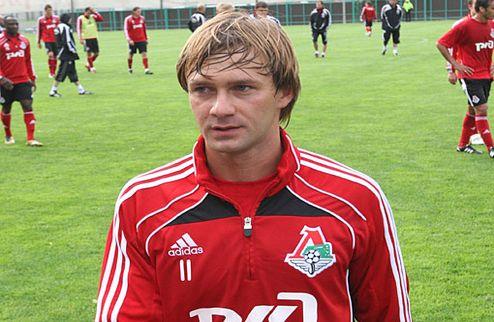 Сычев будет играть за минское Динамо