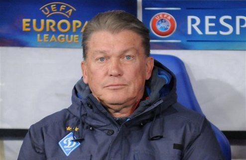Динамо оступается в матче с Кривбассом